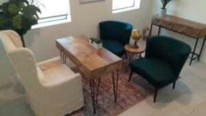 Trellis@Colter Agave Model - First Floor Sitting Room