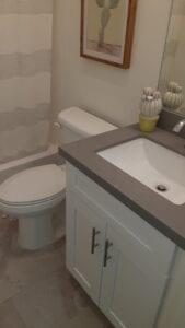 Trellis@Colter Agave Model 3rd Floor Bathroom
