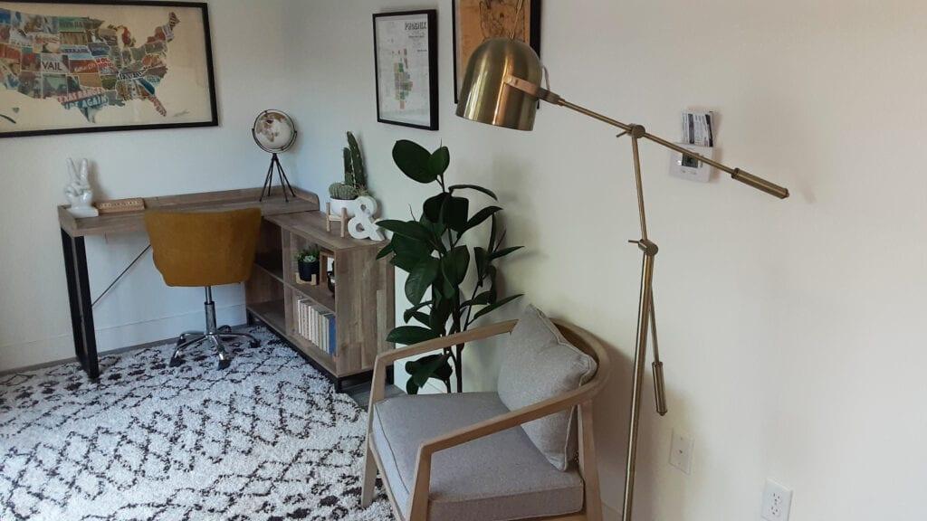 Trellis@Colter - Verde Model - 1st Floor Den