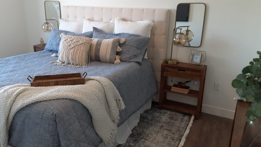 Trellis@Colter - Verde Model - 3rd Floor Master Bedroom